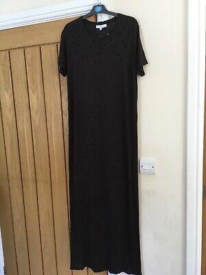 Iro clay maxi long dress size small, 8,10,12