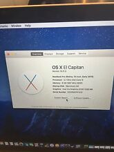 Apple MacBook Pro 13 inch 8gb ram Montrose Yarra Ranges Preview