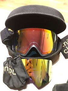 Snow club snowboard goggles