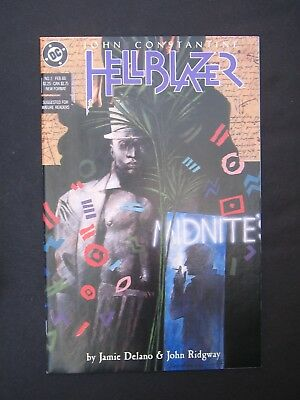 Hellblazer #2, #3, #4 NM 1988 Lot of 3 High Grade DC Comics
