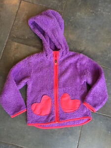 H&M Fuzzy Sweater, Girls Sz 2-4