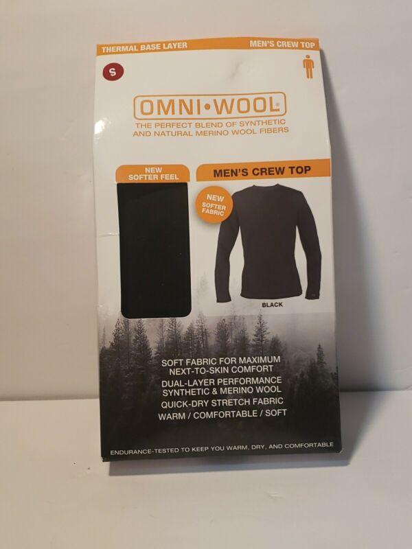 Omni Wool Merino Dual Layer Men