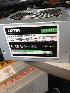 Besta PT-550 PSU