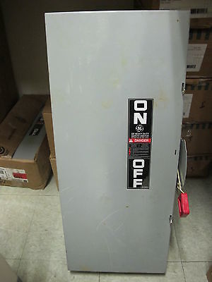 Ge Th3224 Model 10 200 Amp 240 Volt 1 Phase Disconnect- New