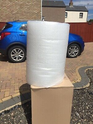 Bubble Wrap Packaging Roll - Size Small bubble 750mm  x 100m