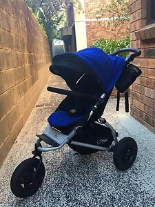 Mountain Buggy Swift 2016 Cremorne North Sydney Area Preview