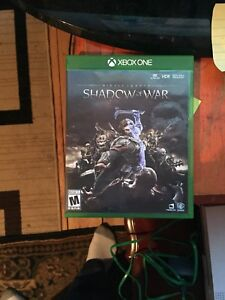 Shadow of Mordor for sale !