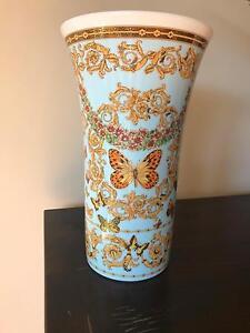 Versace 34cm vase Le Jardin De Versace Rosenthal , new in box Bundoora Banyule Area Preview