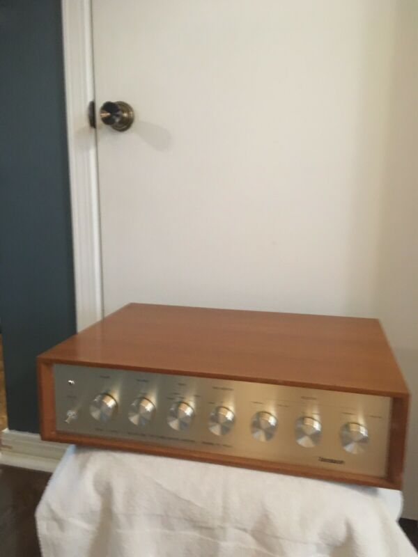 UESUGI U BROS -1 Vacuum Tube Preamplifier Pre Amp Ex Superb Sound Beauty