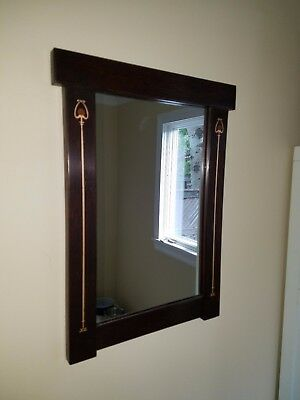 Stickley Collectors Edition 2011 Wedding Mirror in dark Oak 031 Brand New in box
