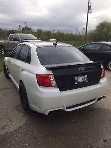 2012 Subaru Impreza WRX w/Limited Package