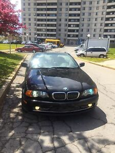 2001 BMW 330ci convertible