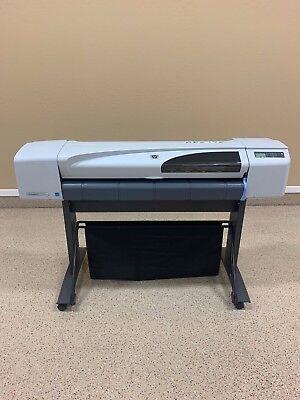 Hp Designjet 510 42 Wide Format Printer Certified Hp Technician Refurbished