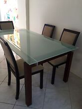Dining suite (table & 6 chairs) Leederville Vincent Area Preview