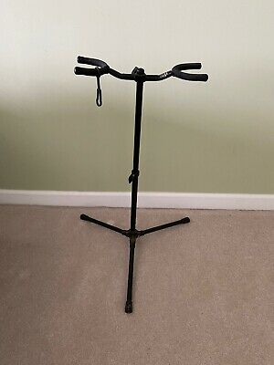 On Stage Stands - Guitar Stand (Black)