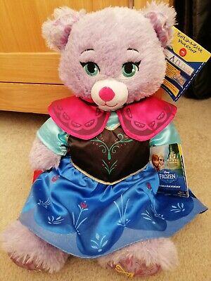 Build A Bear Disney 'Anna' Frozen limited edition