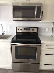 Whirlpool over the range microwave for sale