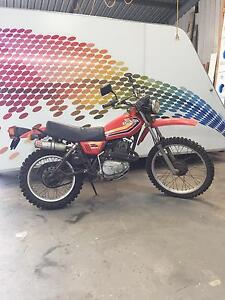 1978 Honda XL 250S Albany Albany Area Preview