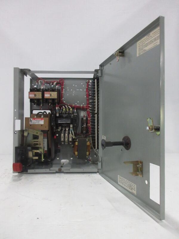 "General Electric GE 8000 Size 1 Starter 7 Amp Breaker Type 18"" MCC Bucket TEML"