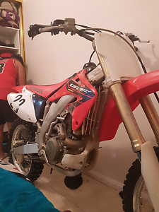 06 Crf450r swaps Shalvey Blacktown Area Preview
