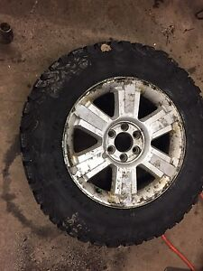 Wanted. F150 20inch wheel off 2006