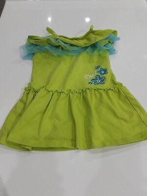 Disney Princess Little Mermaid Ariel sundress girls sz 5 (Disney Princess Sundress)