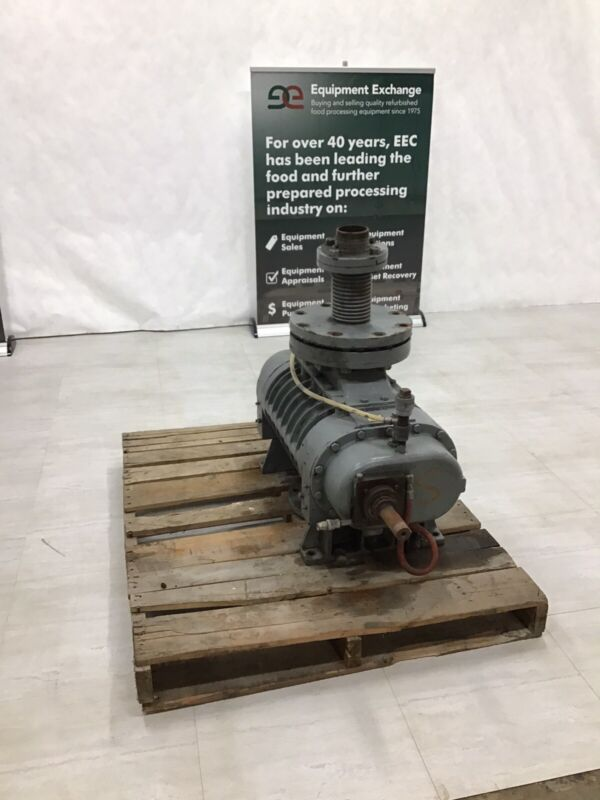 USED TUTHILL 5518-9012-1708 POSITIVE DISPLACEMENT BLOWER