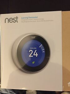 SMART THERMOSTAT 3RD GEN NEST