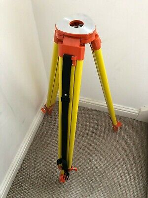 Tripod For Laser Dumpy Level Suits Topcon Leicadewalt Hilti Bosch Spectra