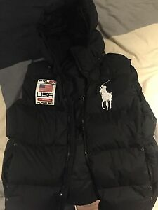 Polo Hooded Vest