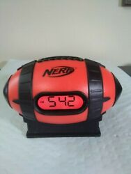 Kids Nerf alarm clock Battery powered (not Included)