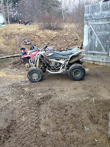 2008 can am 450x