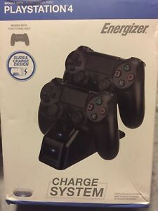 Energizer 2X Charging Station for PS4