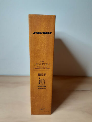Star Wars: The Jedi Path and Book of Sith Deluxe Box Set