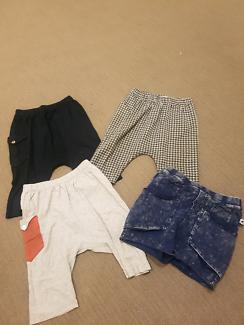 Boys size 8 bundle of stylish brands