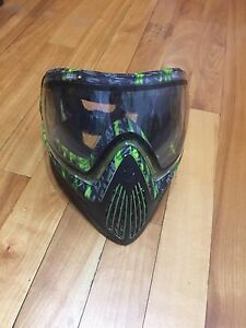 Dye paintball mask