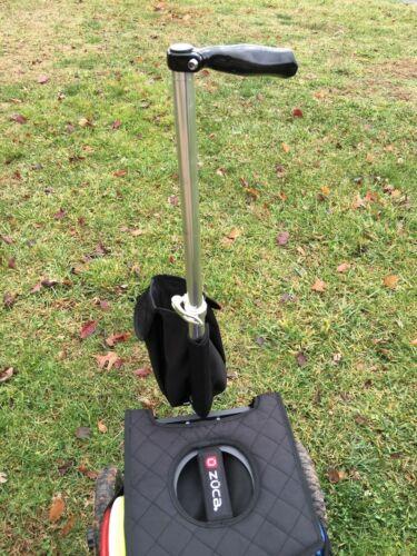 Disc Golf Cart Carbon Fiber Replacement Handle bag
