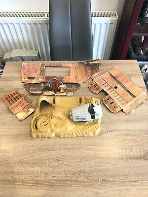 Vintage 1979 Star Wars Kenner Land of the Jawas Escape Pod Cardboard Playset