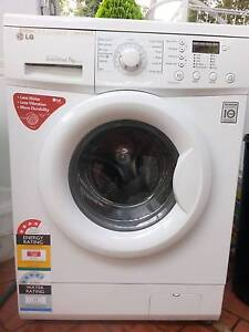 LG WD-11020D Front Load Washer, as new Wantirna South Knox Area Preview