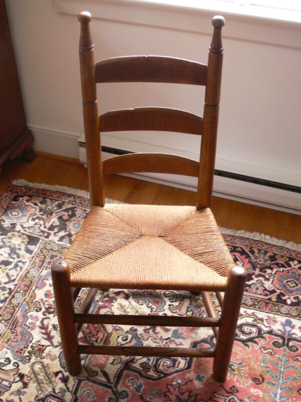 Antique Johnson Chair from Mecklenburg County Virginia Local Pick-Up
