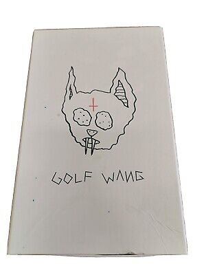 Tyler The Creator Golf Wang Vans *Shoebox only* Nur Schuh Karton!