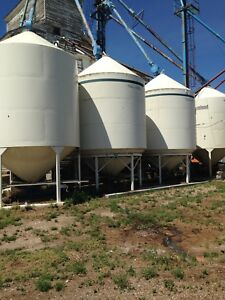 Seed grain cleaner for sale $110000.00  to be moved