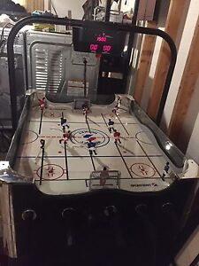 Hockey Game with Sounds