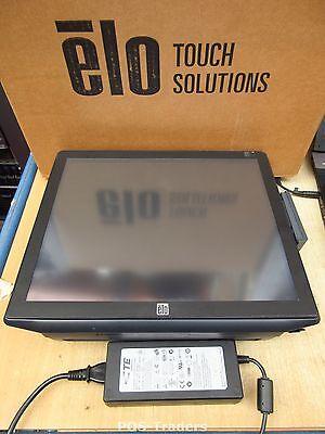 ELO E630472 17 Inch AIO Touch Computer Win 7 EMB ATOM 1,86Ghz POS ESY17 Incl PSU