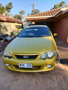 Ford xr6 be Ute