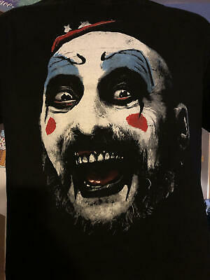 Captain Spaulding - Closeup - Captain Spaulding Shirt