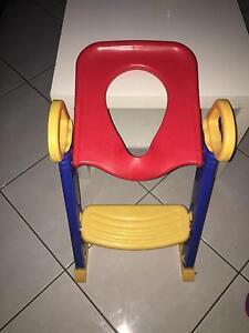 Safety first toilet training set Kingsgrove Canterbury Area Preview