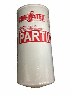 Cim-tek 70027 450-30 30 Micron Particulate Removal Filter