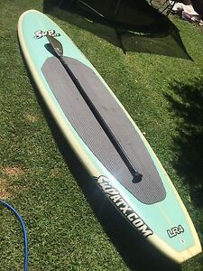 Stand Up Paddle Board with Paddle Stockton Newcastle Area Preview