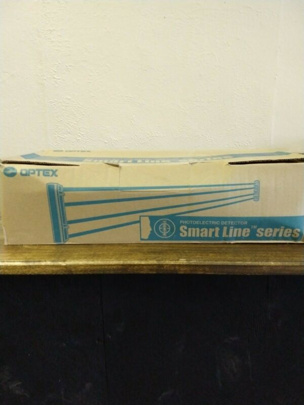 OPTEX PHOTOELECTRIC DETECTOR SMART LINE SERIES SL-350QDP